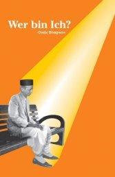 Wer bin ich - Dadabhagwan.org