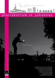 pfarrzentrum st. johannes - Pfarre Leonding-Hart - Diözese Linz