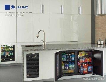 ULINE Modular 3000 Series Catalog