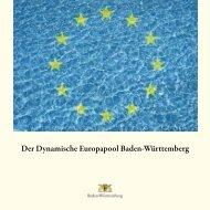 Der Dynamische Europapool Baden-Württemberg