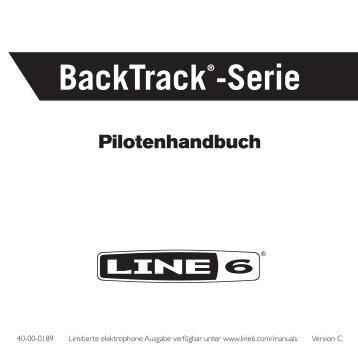 BackTrack Pilotenhandbuch