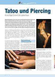 Tattoo und Piercing - gesund-in-ooe.at