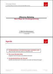 Vortrag Christoph Ullmer (PDF, 1,7 MB) - ÖPNV Innovationskongress