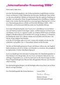 Internationaler Frauentag 2006 - Motus4 - Seite 3