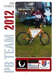 Juli 17/2012 - Pauls Biketours