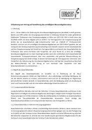 Erläuterung zum Antrag auf Gewährung des ermäßigten ...