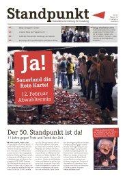 Nr. 50 Februar 2012 - DIE LINKE. Duisburg