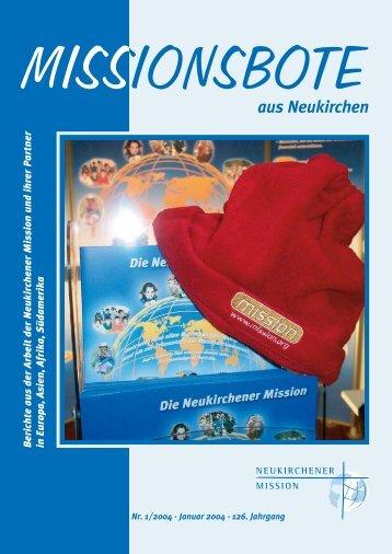 aus Neukirchen - Geschichte