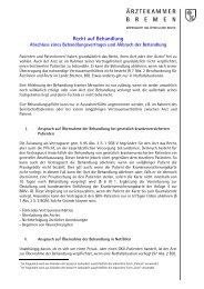 Merkblatt Recht auf Behandlung (PDF)