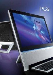 Preisliste Acer Desktops Stand 5.4.2011 - PC Service Boris Böhne