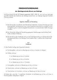 Friedhofsordnung 2007.pdf, Seiten 1-10 - Brunn am Gebirge