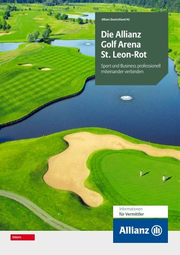 Die Allianz Golf Arena St. Leon-Rot - GC-SLR Shop