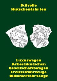 Umbruch Kutschenkatalog 1a.pmd - bei Tram-Oldtimer Basel