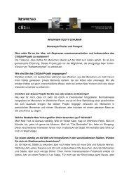 INTERVIEW SCOTT SCHUMAN Streetstyle-Pionier und Fotograf ...
