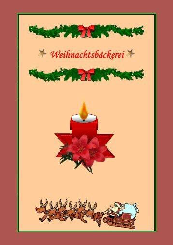 Weihnachtsbäckerei - Gamepad.de