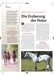 Die Eroberung der Natur - Ingrid Klimke