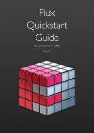 Flux QuickStart Guide - instruktion