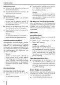 Helsinki 220 BT / London 120 / Sydney 220 BT ... - Blaupunkt - Page 6