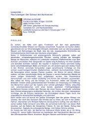 Leseprobe – - Literaturzirkel