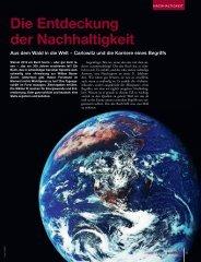 Ulrich Grober: Die Entdeckung der Nachhaltigkeit - 300 Jahre ...