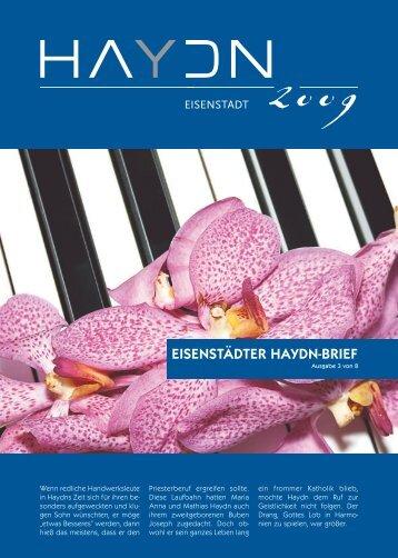 Ausgabe 3 - Eisenstadt