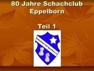 Chronik - Schachclub 1928 Eppelborn e. V.