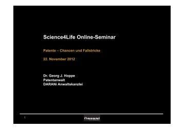 Download als PDF - Science4Life
