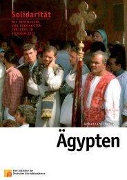 Ägypten - Deutsche Bischofskonferenz: Veröffentlichungen