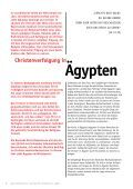 Ägypten - Deutsche Bischofskonferenz: Veröffentlichungen - Seite 2