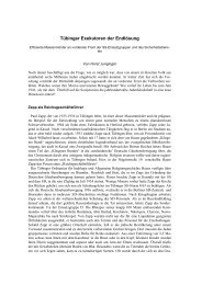 Tübinger Exekutoren der Endlösung - Homepage.uni-tuebingen.de ...