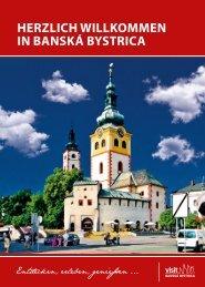 GescHicHte - Visit Banská Bystrica