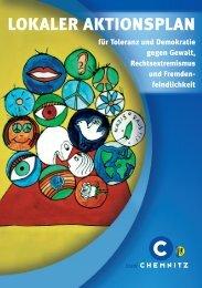 Broschüre des LAP - Chemnitz