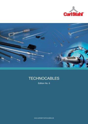 TechnoCables (pdf) - Technische Seile für anspruchsvolle Einsätze