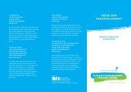 9 Worte der Verlässlichkeit - Flyer als Download | PDF 148,1 kB