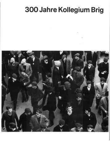 PDF-Dokument - das Jubiläum ist Geschichte - Kollegium Spiritus ...