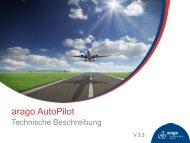 Technische Beschreibung des AutoPilot - arago - The Automation ...