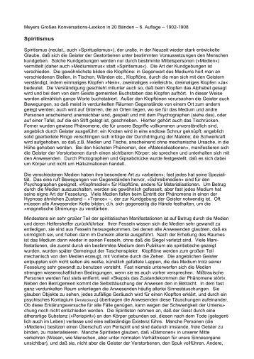 Spiritismus - Allan Kardec