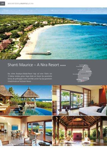 Shanti Maurice – A Nira Resort       - TravelCMS