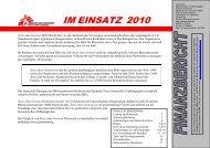 Finanzbericht Österreich 2010 - Ärzte ohne Grenzen