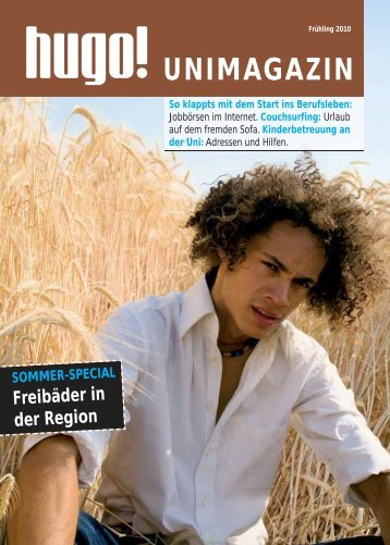 Aktion - hugo! UNIMAGAZIN