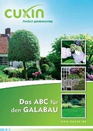 Das ABC für den GALABAU - DCM