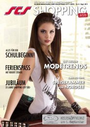 Ausgabe 5/2011 - Shopping-Intern