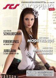 Ausgabe 5/2011 - Shopping-Intern