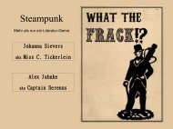 mrmcd-steampunk - Clockworker