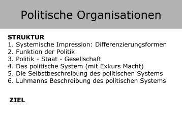 politische kommunikation master