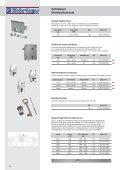 Einbausicherung Schlüssellochsperrer, Hebelzylinder - Seite 6