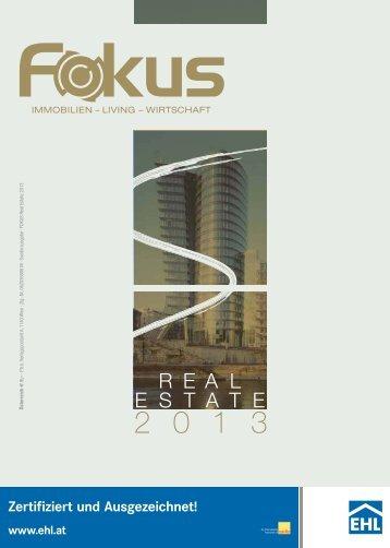 Real Estate 2013 - Fokus