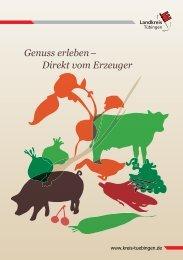 Tübingen - Infodienst - Landwirtschaft, Ernährung, Ländlicher Raum
