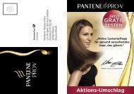 GRATIS GRATIS GRATIS - Pantene