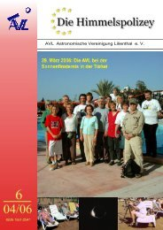 Download - Astronomische Vereinigung Lilienthal e.V.